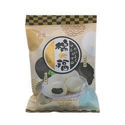 Ciasteczka mochi z czarnym sezamem 120g   Banh Mochi Vung Den 120g x 12szt/krt