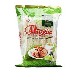 Makaron ryżowy VIHA FOOD 500g   Pho Xao VIHA FOOD 500gx40szt