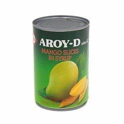 Mango w syropie AROY-D  425g  | Xoai Hop 425g x 24szt/krt