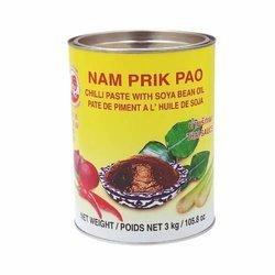 Sos Thai COOK BRAND 3kg   Sot NAM PRIK PAO 3kg