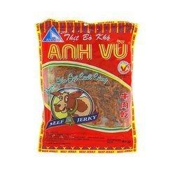 Suszone mięso wołowe ANH VU 87g   Bo Kho Anh Vu Loai Soi 87g x 100szt/krt