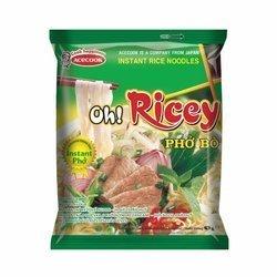 Zupa błyskawiczna pho z wołowiną  Oh! Ricey 63g x 30szt/krt   Pho Bo Oh! Ricey  63g x 30szt/krt