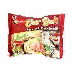 Zupa pho błyskawiczna z wołowiną C'EST BON 65g  | Pho Bo CEST BON 65g x 30szt/krt